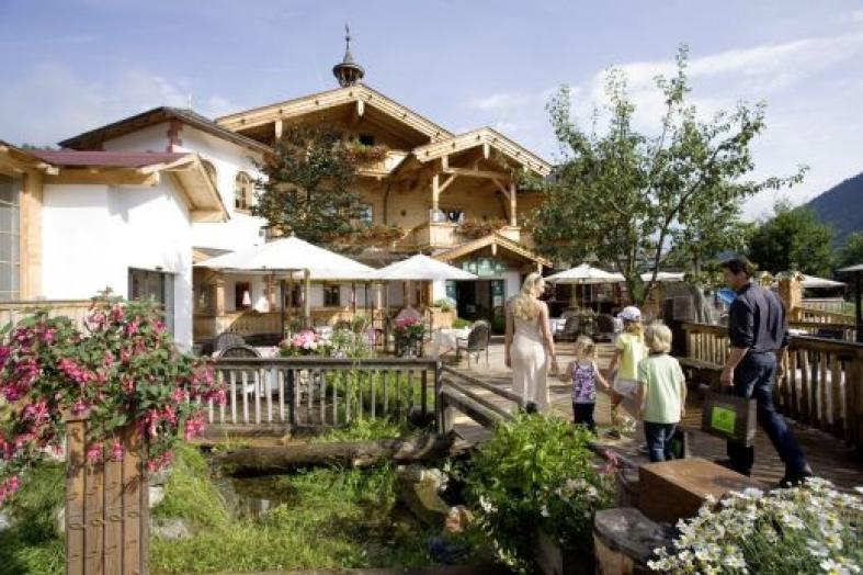 Sporthotel achensee achenkirch for Design hotel achensee